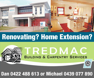 Tredmac Building & Carpentry Services
