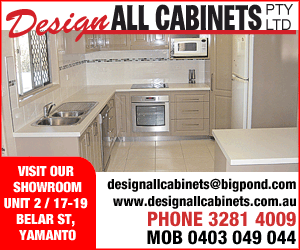 Design All Cabinets Pty Ltd