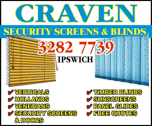 Craven Security Screens