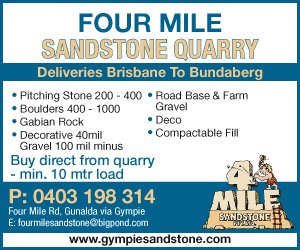 4 Mile Sandstone Pty Ltd
