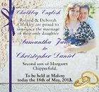 Chalkley-English Roland & Deborah Chalkley are proud to announce the marriage of their only daughter Samantha Jade Second son of Margaret Chipperfield. To be held at Maleny today the 18th of May, 2013. 5242483aaHC to Christopher Daniel