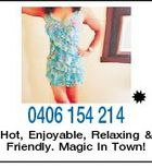 0406 154 214 Hot, Enjoyable, Relaxing &amp;amp; Friendly. Magic In Town!