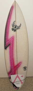 "6'2"". Used twice. Tail-pad. Leg-rope. Gangsta. Half new price at $300. 66525432"