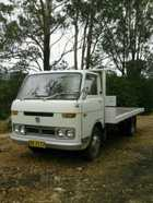 1971 Mazda Truck, 2.5 ton, 12 mths rego, long tray,  motor needs repair, good tyres, good body, $1200 