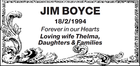 JIM BOYCE
