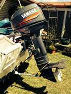 30HP YAMAHA