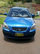 KIA Rio 2009, man, full serv hist, 78,000kms, reg til 6/14, excellent condition, $6,000 neg. Goonellabah. Ph (0423) 919597