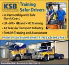 KSB Heavy Vehicle Driver Training Pty Ltd