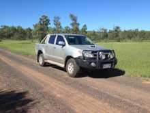 Dual cab, manual, diesel, tornue cover, 172,000kms, excellent cond, one owner, reg till 08/14. Many extras. $25,000. Ph 0408150825
