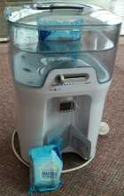 Brand new, still in box. Keeps water cold. Holds 7 litres of water. 2 filters inc. $100 P: 54840405