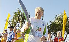 Australian Olympic legend Raelene Boyle.
