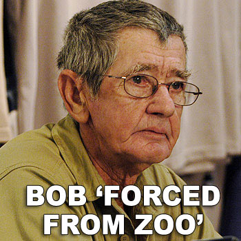 Bob Irwin has reportedly been banned from the grounds of Australia Zoo due to a family falling out.