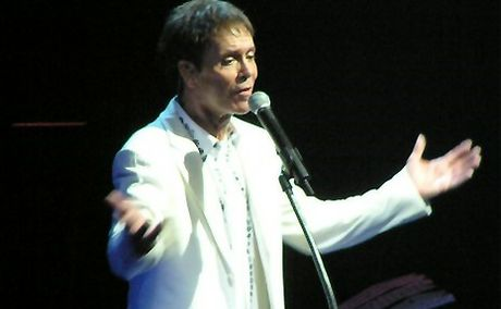 Sir Cliff Richard.