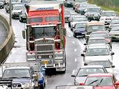 TRAFFIC gridlock on the Ipswich Motorway continues so local politicians are calling on the Federal Government to deliver the money in the budget to finish it.