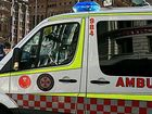 A YOUNG boy is in a critical condition following a freak accident in the garage of a home in the NSW Hunter Valley.