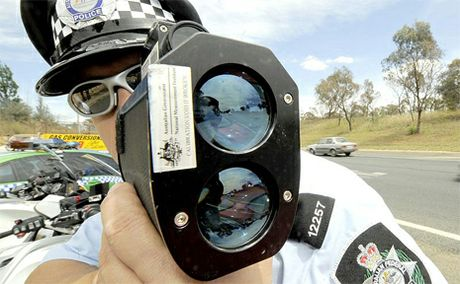 Pacific Highway police speed blitz continues