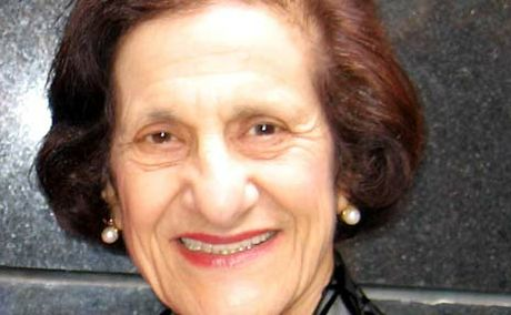 Governor of New South Wales, Her Excellency Professor Marie Bashir AC.