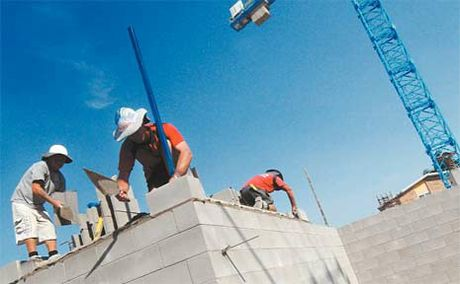 Although the global financial crisis has affected some building companies, many others are starting to prosper as things beginning to pick up again.