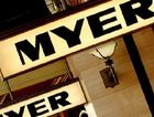 The high profile Myer sign that's unlikely to be seen in the Lismore precinct, despite rumours.