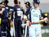 The Blues' David Warner was dismissed for 10 runs at the Festival of Cricket Twenty20 match between NSW and Victoria at Oakes Oval, Lismore, in September. A report says Lismore Council's losses for the event has run into the thousands.