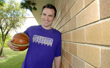 New South West Metro Pirates QBL men's coach, Stephen Black hoping for instant success.