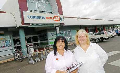 A new medical centre is coming to the Bundaberg Plaza. Practice manager Karen Connelly and Tracy Warren hope to open it in April.