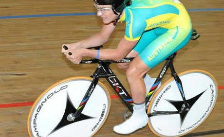 Australian track and road race cycling champion Jordan Kerby.