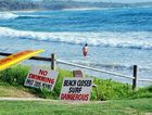 Beaches were closed on the Coffs Coast during the last Australian tsunami warning in February, 2010 following the 8.8-magnitude earthquake in Chile.