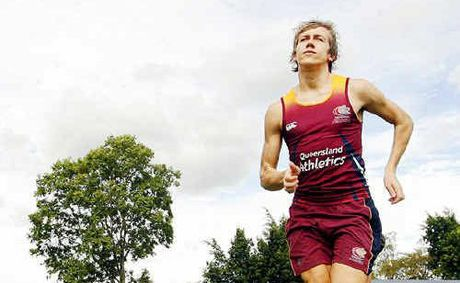 Collingwood Park steeplechaser Glen Yarham has added another silver medal to his growing collection.