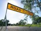 A NUMBER of roads around the Rockhampton region have been closed this week due to flooding after heavy downpours from Cyclone Ului.