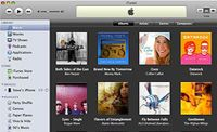 The price of music bought vi iTunes has not decreased despite the strengthening Australian dollar.