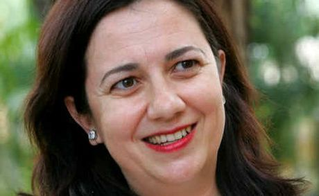 Annastacia Palaszczuk said the cuts would hit the Mackay community hard.