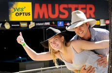Optus has signed a deal to be the major sponsor of the 2010 and 2011 Gympie Muster.