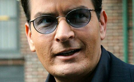 Charlie Sheen.