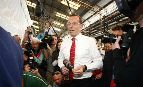 "Tony Abbott, on the Coast yesterday to lend his support to Longman MP Wyatt Roy, says he is satisfied that Peter Slipper's travel expenses are ""reasonable""."