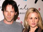 TRUE Blood co-stars Stephen Moyer and Anna Paquin have tied the knot in California.