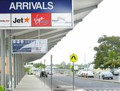STAFF at Rockhampton Airport are bracing for a big day as people embark on Easter holidays.