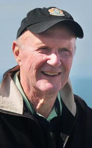 NEW YEAR'S SWING: American businessman Julian Robertson.