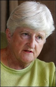 Former city councillor Mary Dillon