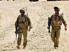 Australian soldiers on patrol in Afghanistan are under constant risk of attack from the Taliban.
