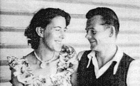George and Jean Barsony.