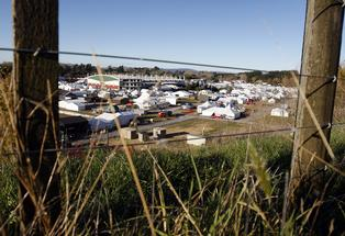 Fielddays at Mystery Creek Events Centre in Hamilton. Photo: Sarah Ivey/File.
