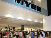 MYER is facing a backlash after its chief executive Bernie Brookes said the National Disability Insurance Scheme levy would take money from his stores.