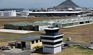 Tauranga Airport. Photo: Jimmy Joe/File.