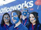 AS the 150th Officeworks store opens on Saturday, branches around Australia will be celebrating the milestone in style.