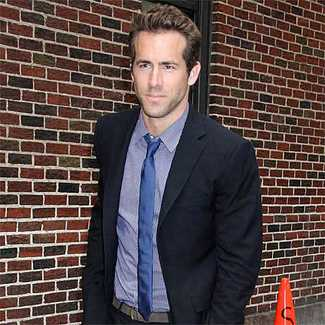 Ryan Reynolds  on Ryan Reynolds Was Left In A Coma For Three Days After Being Hit By A