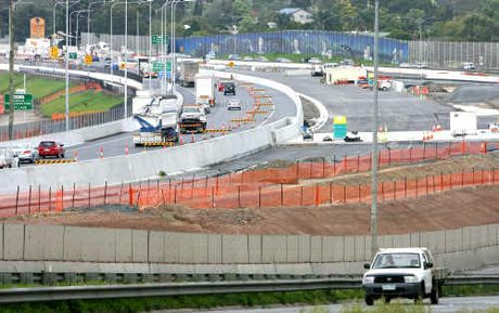 "Sources involved in the construction of the new road say it is ""98% complete""."