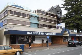 Bay of Plenty Polytechnic Bongard Centre.