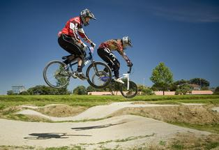 Freestyle BMX have a club night every Tuesday
