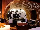 THE lavish Seven Hotel in Paris is a movie aficionado dream come true, with seven different movie-themed suites including James Bond and Alice in Wonderland.